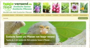 Wundervolle Welt Exotischer Pflanzen - fesaja®